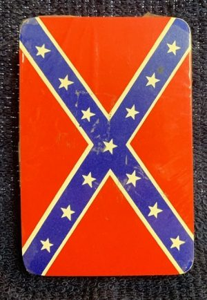 Confederate cards